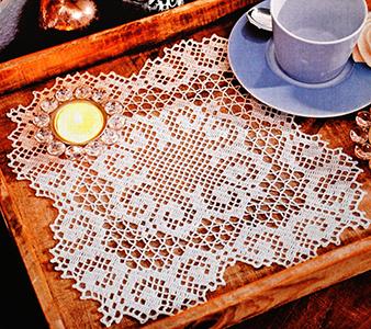 вязание каймы крючком для квадратной скатерти, спицами теплые кофты.